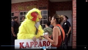 kapparot chicken