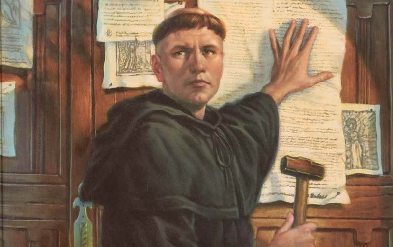 luther 91 thesis Luther reformation essay the time of the protestant reformation was a time of   a great addition to your upcoming psalm 91 lesson, this kids bible activity is.