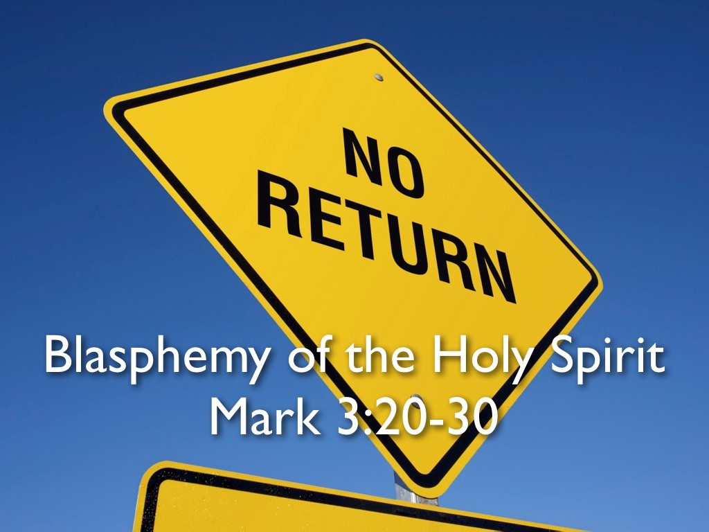blasphemy-of-the-holy-spirit