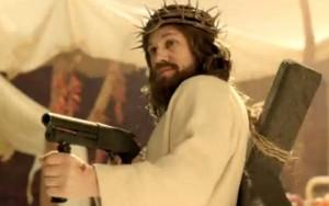 jesus shotgun