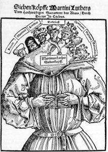 How the Catholics see Luther