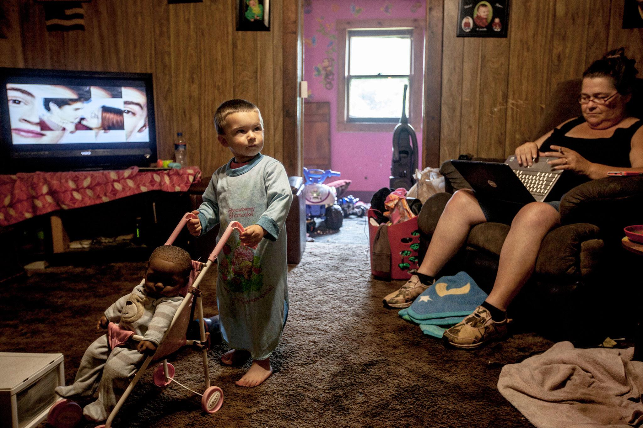 Appalachian Trash Girls