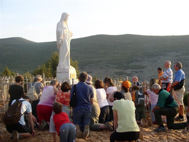 Mary worship