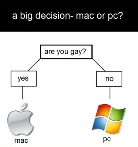 gay This computer is